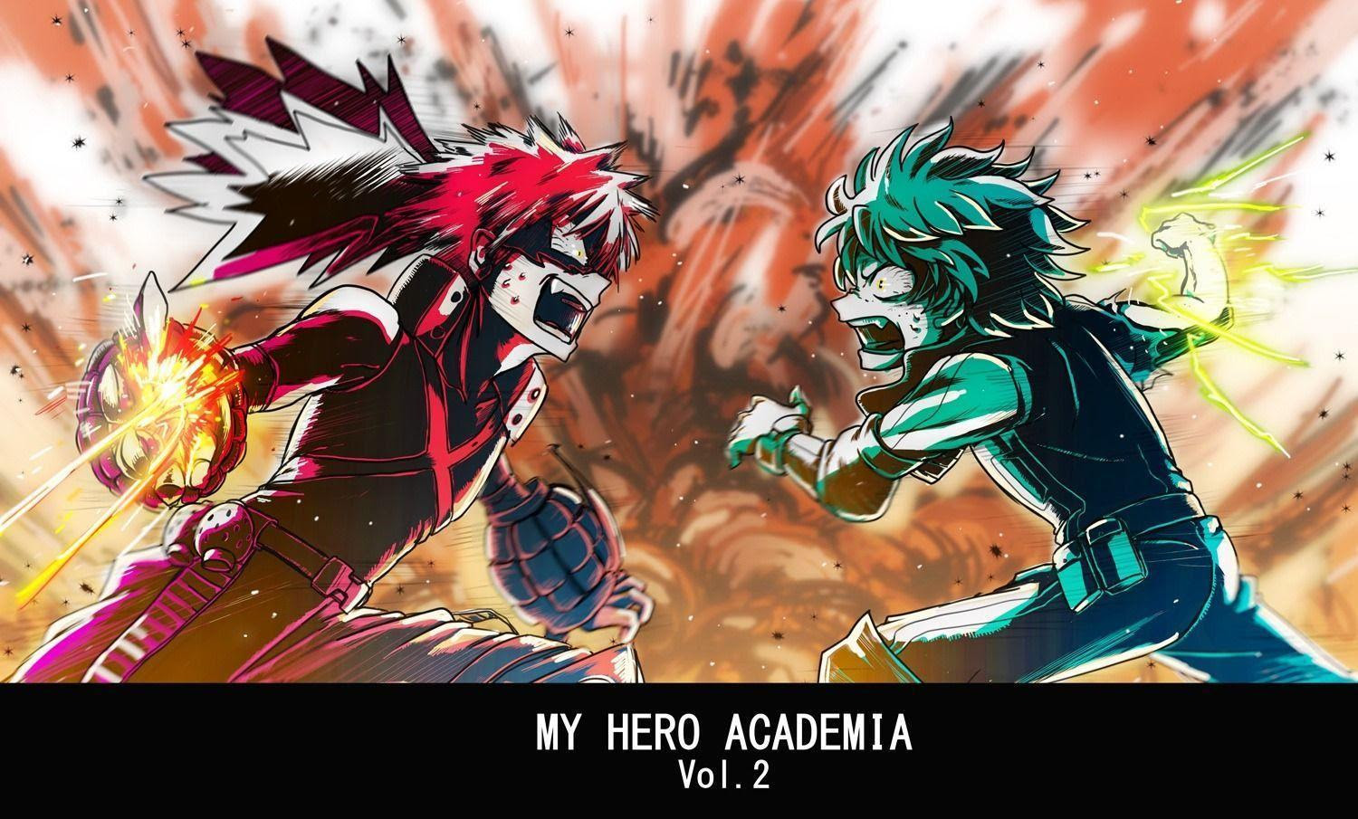 My Hero Academia Wallpapers  Wallpaper Cave