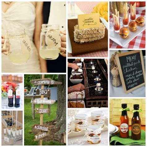 Beat the Summer Heat with a BBQ Wedding!Beau coup Blog