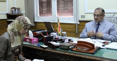 سامى إمام - رئيس مصلحة الشهر العقارى
