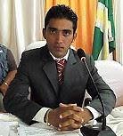 Jonas Lourenço, vereador em Rurópolis