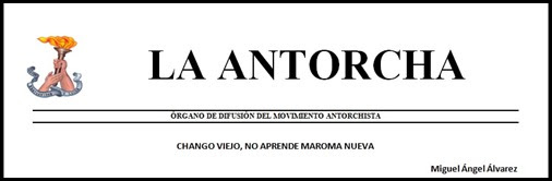 MOVIMIENTO ANTORCHISTA DE SLP