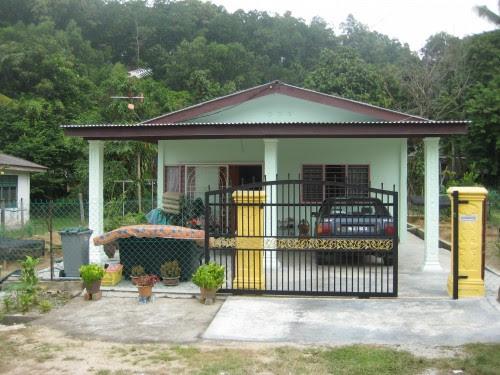 Desain Rumah Sederhana Di Desa - Desain Rumah Baru