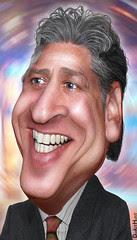 Jon Stewart - Caricature