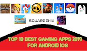 Top 10 Best Gaming Apps 2020 For Android IOS