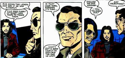 Classic X-Men 42 - Adoption