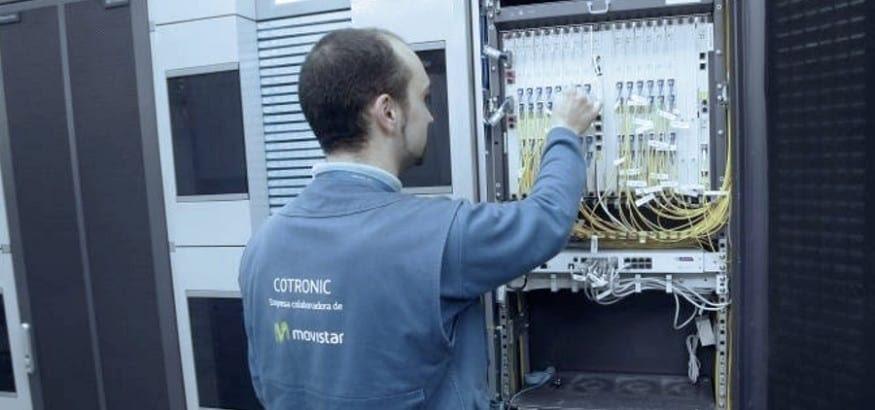 USO apoya las movilizaciones de las contratas y subcontratas de Telefónica