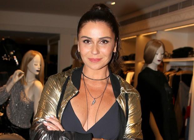 Giovanna Antonelli (Foto: Thiago Duran/AgNews)