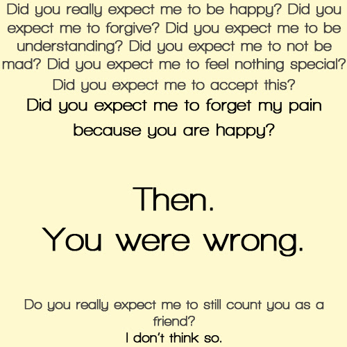 Quotes About Ex Best Friends 18 Quotes