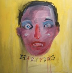 Happy Days<br />Acrylic on Canvas<br />50cm x 50cm