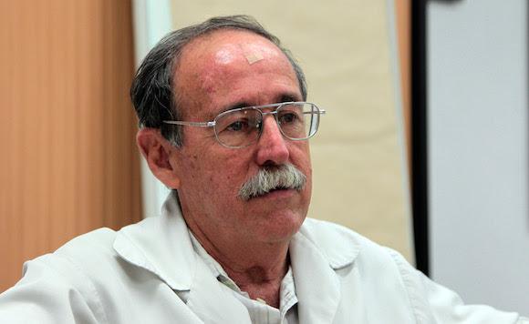 Doctor Agustín Lage. Foto: Ladyrene Pérez/ Cubadebate