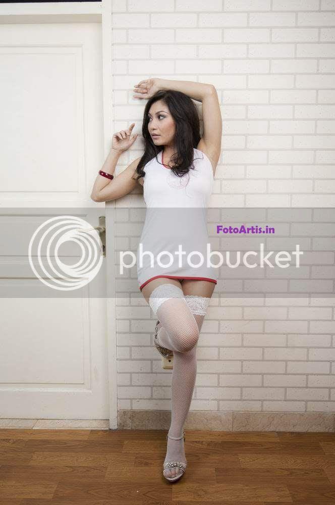 Foto hot, seksi dan nakal Baby Margaretha terbaru