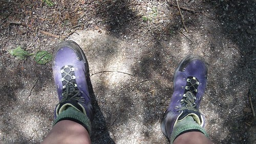 Betty Mountain Girl: Product Review: AHNU Montara Women's Hiking Boots Initial Thoughts
