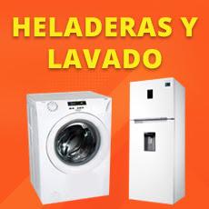 HELADERAS Y LAVADO