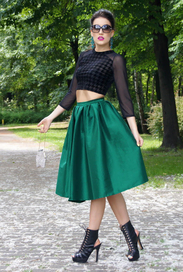 16 marvelous green outfits to wear on st patrick's day