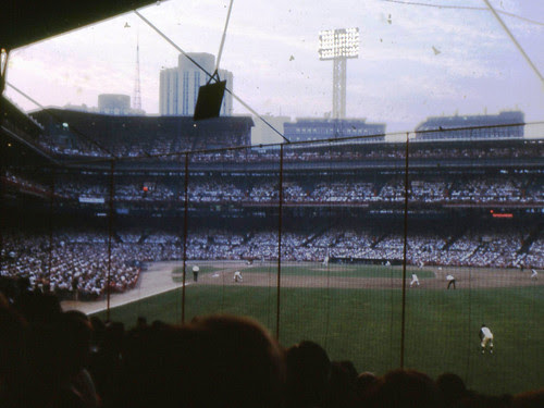 Forbes Field, 1966: 203a