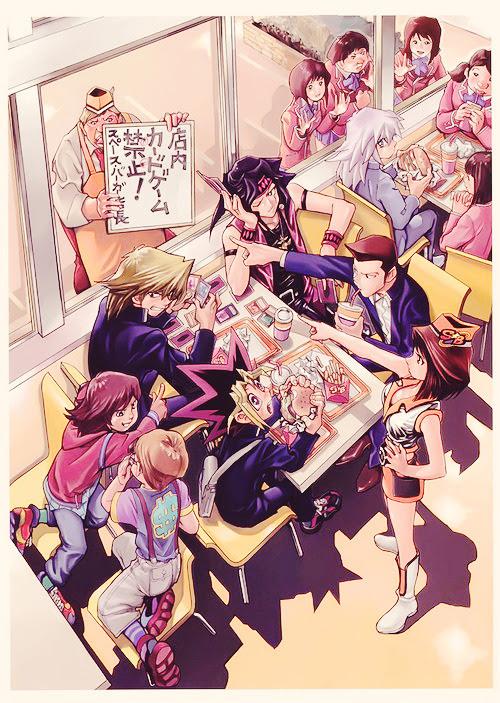 Resultado de imagen para yugioh official art