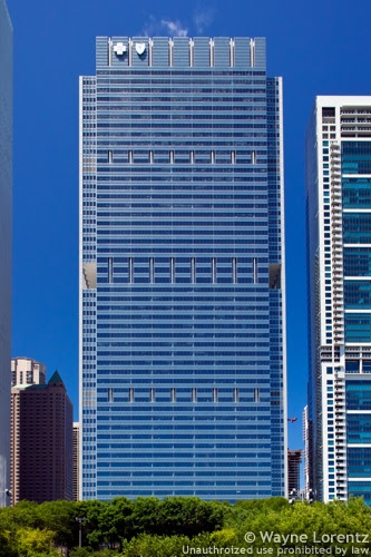 Blue Cross-Blue Shield Of Illinois Tower - 300 East ...