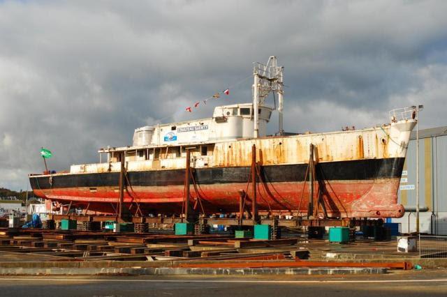 Navio Calypso, do oceanógrafo Jacques-Yves Cousteau, será leiloado Olivier Bernard/Divulgação