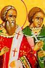 Agatópodo y Teódulo, Santos