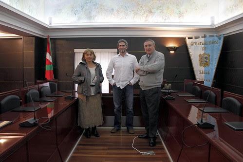 HAMAR entrevista a Javier Portillo, Alcalde de Zalla