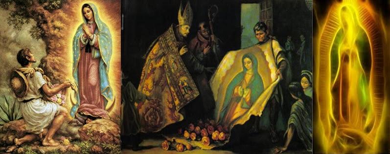 Enigmas De La Virgen Guadalupana Ciencia Facil Blogs Hoy Es