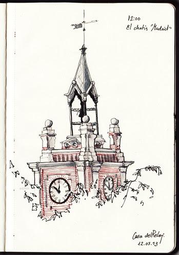 La Casa del Reloj by aidibus