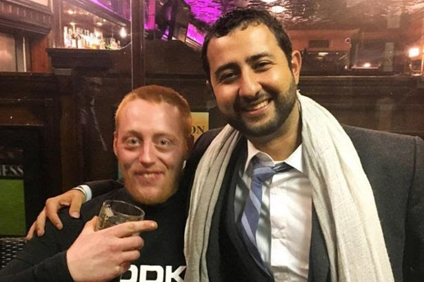 Muslim man left stunned after Irish lad tells him why he hates Muslims - but he has perfect reason