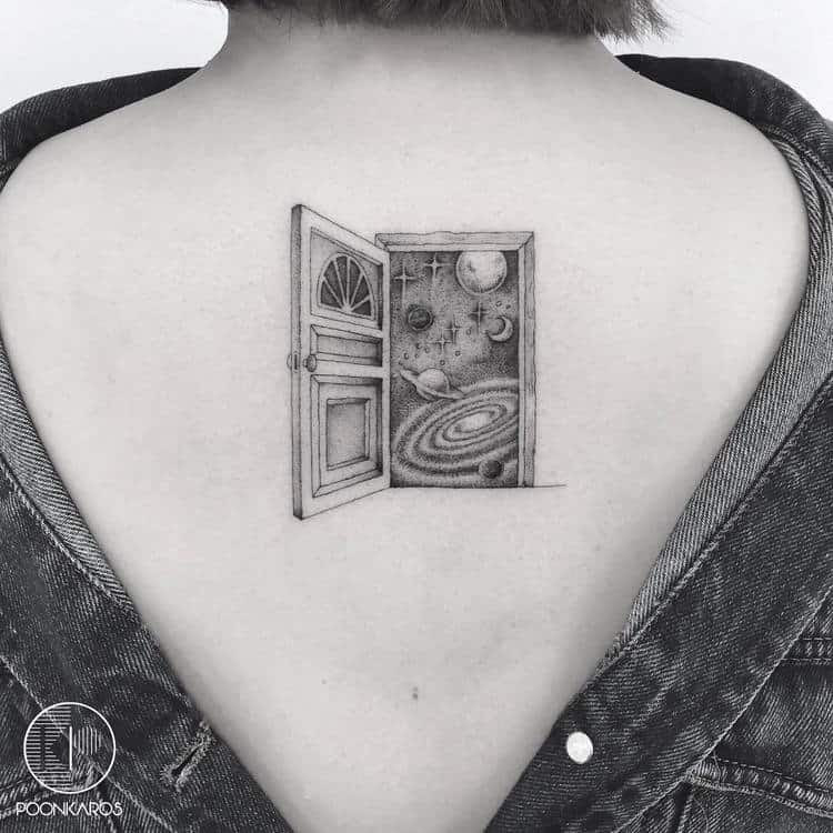 44 Fine Line Black And Grey Tattoos By Poonkaros Tattooadore