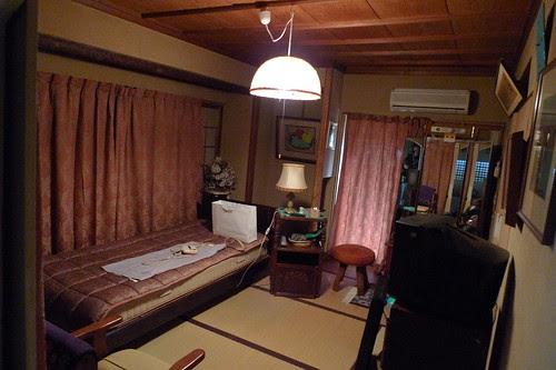 Anna's great grandma's room