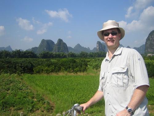 Me, TigerHawk, June 2006