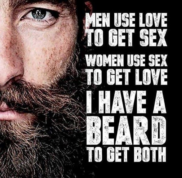 Top 60 Best Funny Beard Memes Bearded Humor And Quotes