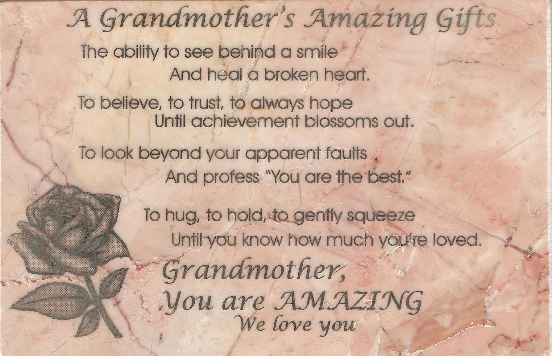 Quotes About Grandmother Death 27 Quotes