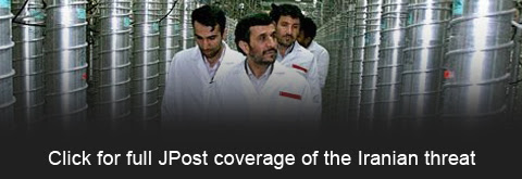 Click here for full Jpost coverage of the Iranian threat