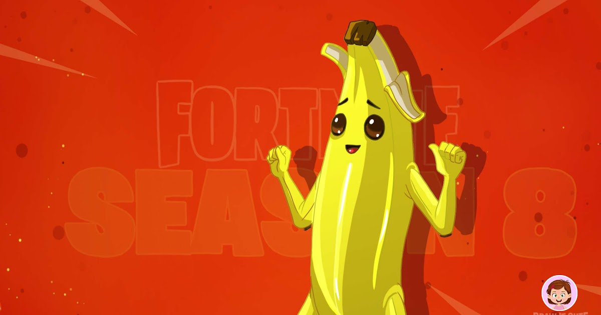 Fortnite Wallpaper Peely Wallpaper Fornite