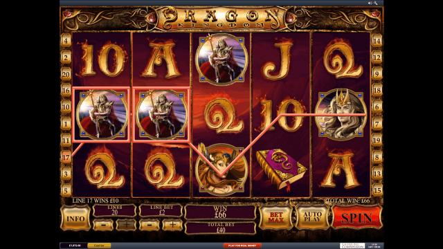 Dragon kingdom королевство драконов игровой автомат ставок