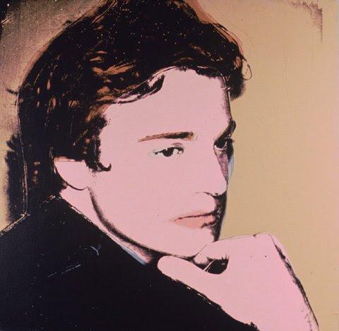 Portrait Of Jamie Wyeth - Andy Warhol