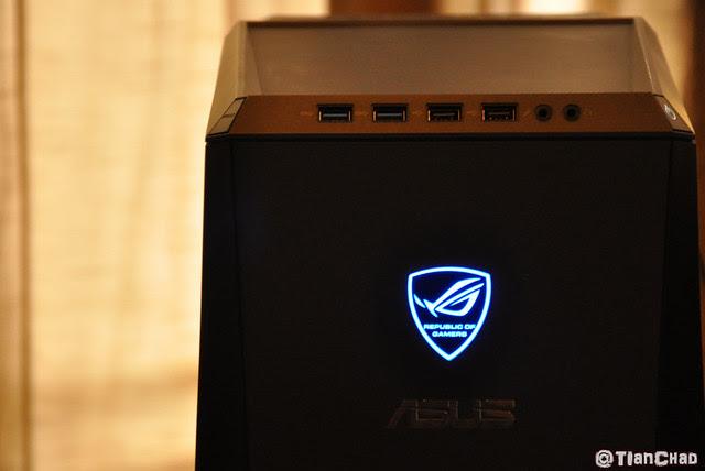 ASUS ROG Tytan Gaming Desktop Launch - One Button Overclock