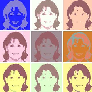 me, 9 different ways