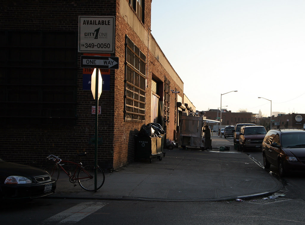Cart clean-up