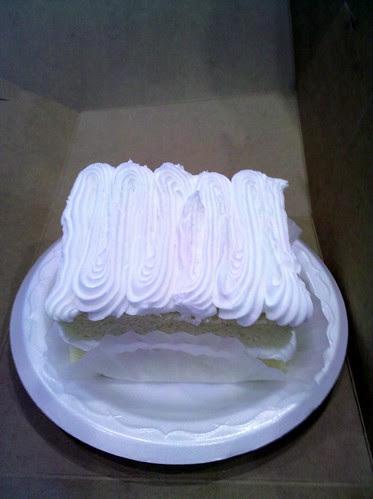 Cake Sample