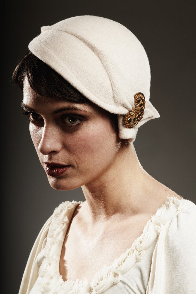 Vintage 1930's Wedding Hat