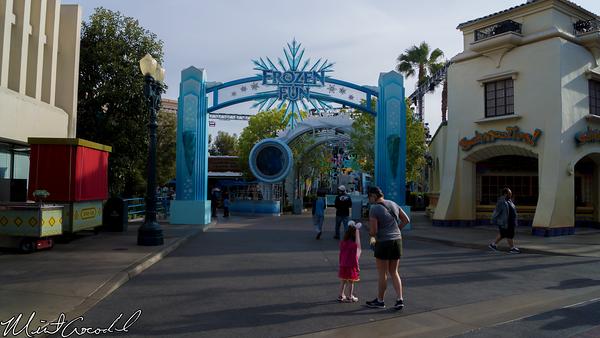 Disneyland Resort, Disney California Adventure, Hollywood Land, Frozen, Fun