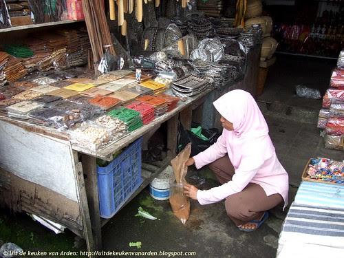 Bali 2010 - Moslimmarkt