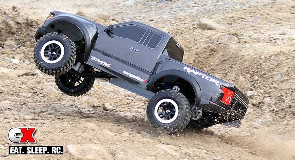 Review Traxxas 2017 Ford F 150 Raptor