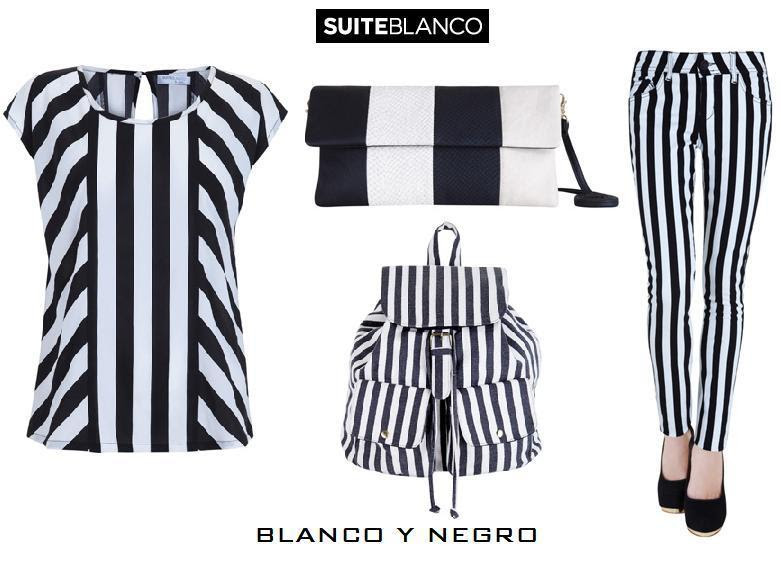 tendencia black and white