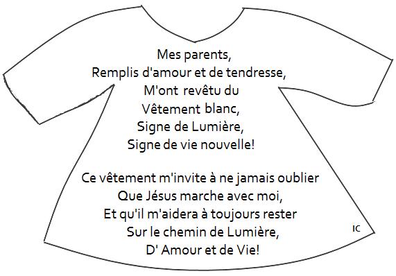 Texte Pour Parent Pour Bapteme à L église