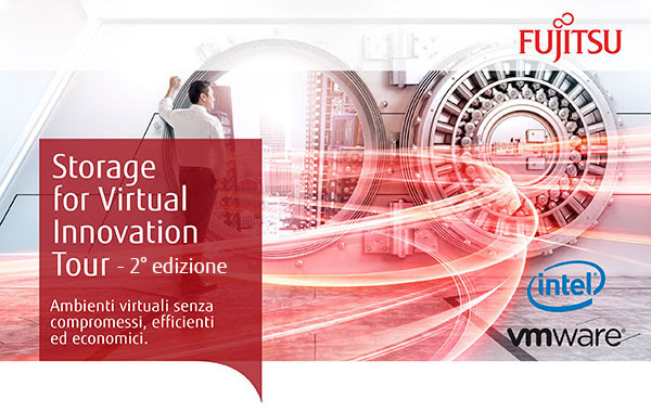 Storage for Virtual Innovation Tour - tappe 2016