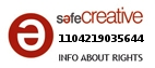 Safe Creative #1104219035644