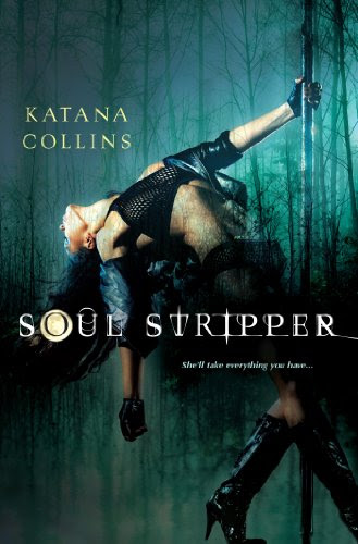 Soul Stripper by Katana Collins