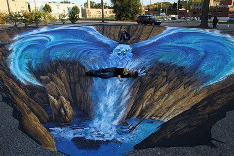 30 Amazing 3D Street Art   Hative